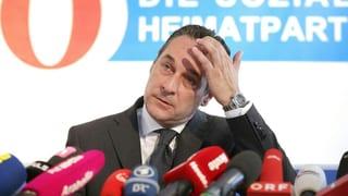 Austria: FPÖ contesta il resultat d'elecziun