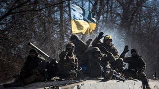 «Es hängt alles von der Haltung Russlands ab»
