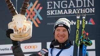Cologna bestreitet den Engadin Skimarathon