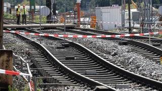 Rastatt entwickelt sich zur europäischen Bahn-Krise