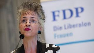 Nach FDP-Wahlschlappe machen die Frauen Druck