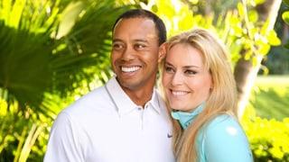 Tiger Woods und Lindsey Vonn sind ein Liebespaar