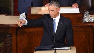 Das 9-Punkte-Programm von Barack Obama