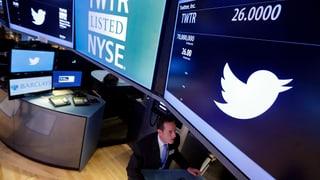Twitter beendet ersten Börsentag mit dickem Plus