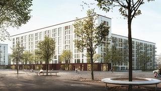 Städtisches Wohnen für 213 Millionen Franken