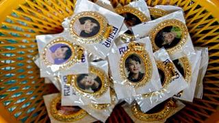 Burmesische Opposition trifft sich zum ersten Kongress