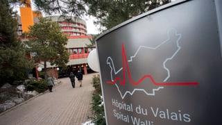Walliser Kantonsspital verliert wieder einen Chefarzt