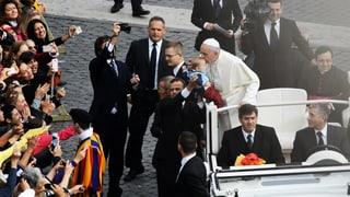 Video «Papst Franziskus – Ein Jesuit regiert die Kirche» abspielen
