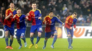 Basel nach Penalty-Krimi im Halbfinal!