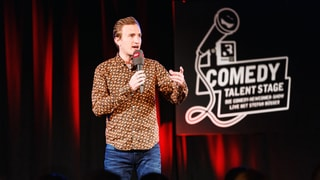 SRF 3 «Comedy Talent Stage»: Büssi lanciert junge Comedians