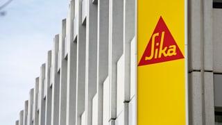 Gute Zahlen bei Sika – nächste Runde im Streit um Verkauf