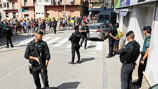 Terror en Spagna: Polizia quinta cun cella da terror pli gronda