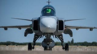 GSoA wird Referendum gegen neue Kampfjets ergreifen