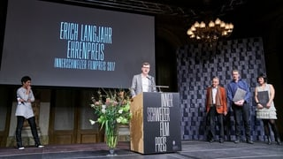 12 Preise als Ansporn für regionales Filmschaffen