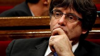 Katalanischer Ex-Regierungschef Puigdemont stellt sich in Belgien.