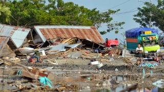 Zahl der Toten auf Sulawesi steigt auf 384