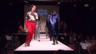 Schön und besonders: Eine Schweizer Modeschau der anderen Art