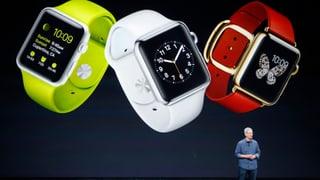 Apple enthüllt den neusten Streich
