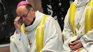 «Es reicht!»: Katholiken verlangen Absetzung von Bischof Huonder