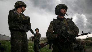 «Das ist eine sehr, sehr heftige Militäroperation»