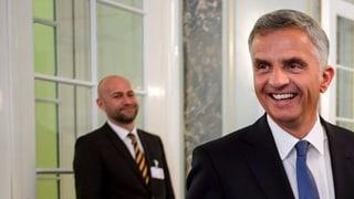 Burkhalter erleichtert über die Freilassung der OSZE-Beobachter