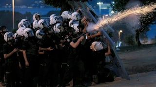 Zwei Tote bei gewaltsamen Protesten in der Türkei