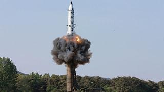 Nordkorea testet Lenkflugkörper