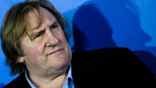 Depardieu erhält russischen Pass