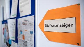 Der Jobmotor Schweiz läuft rund