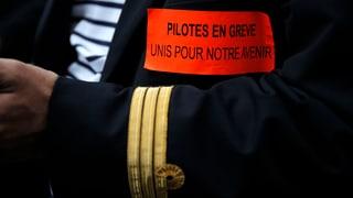 Wegen Streik: Air France will Ausbau-Pläne begraben