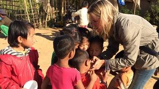 Video «Von Dali nach Ruili» abspielen