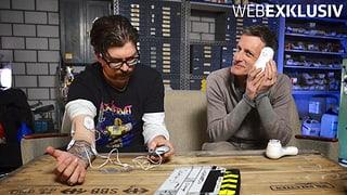 Gadgets für KIM, Folge 1 – «Unter Strom» (Artikel enthält Video)