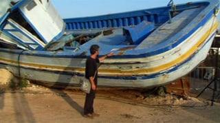 Video «Lampedusa – Die Flüchtlinge sind der Insel Schicksal» abspielen
