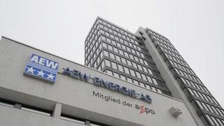 Trotz weniger Gewinn - Kanton Aargau erhält mehr Geld von der AEW