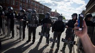 Schwarzer bei Festnahme durch Polizei gestorben