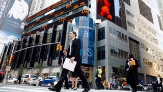 US-Banken haben Kredit verspielt