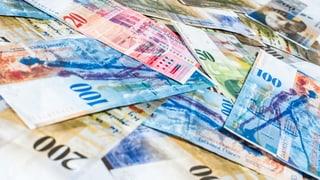 Basel-Stadt schliesst mit einem riesigen Überschuss ab