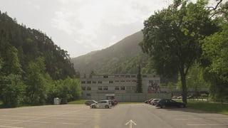 Gea al center d'asil Meiersboden