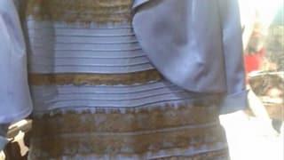 Ein Kleid entzweit die Welt