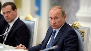 «Mich erstaunt, wie naiv der Westen gegenüber Putin ist»