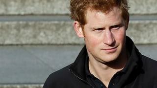 Prinz Harrys Südpol-Trip verzögert sich