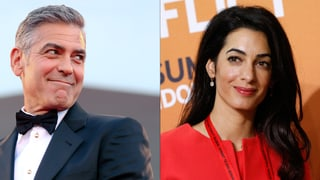 Papierkram erledigt: George Clooney darf jetzt heiraten