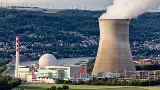 AKW Leibstadt soll Ende nächste Woche wieder Strom produzieren