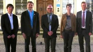 Neuer Schwung in der Freiburger Stadtregierung (Artikel enthält Bildergalerie)