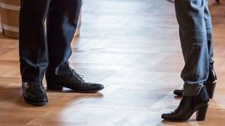 Immer mehr Lobbyisten hinterlassen «Fussabdrücke» im Gesetz