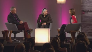 Video «Gibt es die eine Wahrheit? – Lorraine Daston und Ilija Trojanow» abspielen