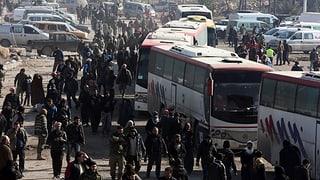 Russland, Türkei und Iran wollen Syrien retten – ohne die USA