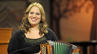 Video «Eine junge Multiinstrumentalistin: Jacqueline Wachter» abspielen
