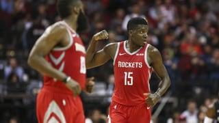 Rockets mit Rekord zum 5. Sieg in Folge