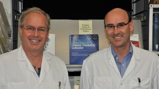 «Insel»-Herzchirurgen operieren neu auch in Aarau